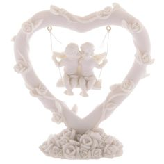 Cute Cherubs Floral Heart Swing Ornament Cherubs are a popular range of products for all ages We have an extensive collection of designs including