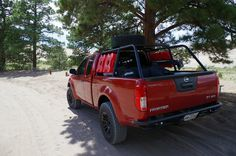 Custom nissan frontier/ Tacoma bedrack. - Expedition Portal