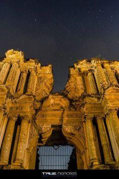 Templo del Carmen, Antigua Guatemala #conozcamosguate