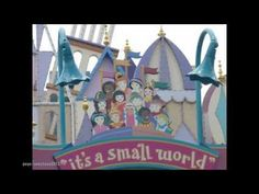 It's a small world, Hong Kong Disneyland. 香港迪士尼樂園的小小世界. - YouTube