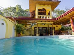 ********$4,000 USD    Jungle Luxury, Steps To Beach, Wifi, Pool. Visit Casa Corona, and live in the moment!  Just a short walk from the white sands of Playa Guiones, this 3 Bedr...