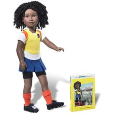 """Not all dolls have to look like barbie...The purpose behind Karito Kids is teaching lessons about """"social responsibility and charitable giving."""" Each doll is from a different culture - Australia, China, Italy, Kenya, Mexico, and New York. You also have the opportunity of contributing to Plan, an organization that focuses on involving children, their families and communities to help other children in need.  Great for girls!"""