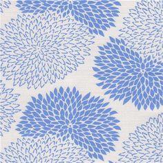 China Seas New Chrysanthemum fabric