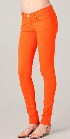 Juicy Couture Garment Dye Skinny Jeans