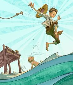 Tom Sawyer by David Hohn