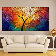 Excellent simple ideas for your inspiration Texture Painting On Canvas, Painting & Drawing, Canvas Art Projects, Canvas Wall Art, Rainbow Art, Seascape Paintings, Mural Art, Watercolor Art, Art Drawings