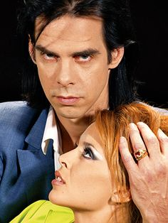 Nick Cave & Kylie Minogue  One of my favorite songs EVER is the duet by these two called, Where The Wild Roses Grow