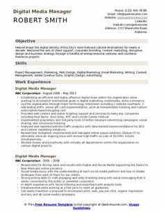 Social Media Manager Resumes Customer Service Resume Examples, Professional Resume Examples, Job Resume Examples, Accounting Student, Student Resume, Manager Resume, Executive Resume Template, Resume Design Template, Cv Template