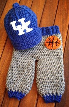 Newborn University of Kentucky Wildcats by AvaGirlDesigns on Etsy