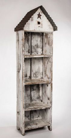 Bird House Shelf - 5 ft - x x