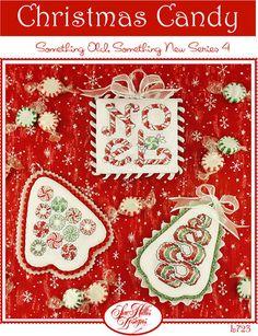Christmas Candy - Cross Stitch Pattern