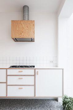 Marcel Architecten - Grimminge house renovation, Geraardsbergen 2017