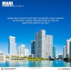 New York Skyline, Condo, Miami, Real Estate, History, City, Travel, Historia, Viajes