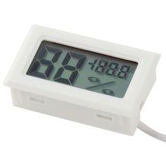 1pcs Onfine Leo 1PC Mini Thermometer Hygrometer Temperature Humidity Meter Digital LCD Display Worldwide Store