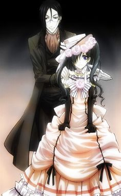 I liked this episode a lot. A lot of just badassedness from Bassy AND of course...Ciel in the ball gown.