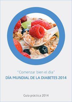 La Federación Internacional de Diabetes (FID) ha lanzado una nueva guía con amplia información sobre la campaña del Día Mundial de la Diabetes (DMD) 2014:  - Mensajes clave  - Información sobre alimentación saludable y diabetes - Opciones para un desayuno saludable y desayunos no saludables - Cómo participar en el DMD - Recursos - Cifras y datos  Puedes acceder a esta guía en: http://www.fundaciondiabetes.org/frames.asp?url=/diamundial/campania2014.asp&frame=/top00.htm