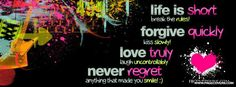 Quotes : Facebook Covers Quotes About Life On Quotes About Life ...