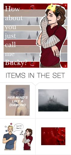 """""""winter soldier ;; claimed cropped icon"""" by birdy3000 ❤ liked on Polyvore featuring art and birdysicons"""