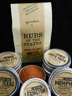 ** Please check our Shipping Policies page here on Etsy for any shipping time updates before placing your order ** :)   Our best selling original RUBS