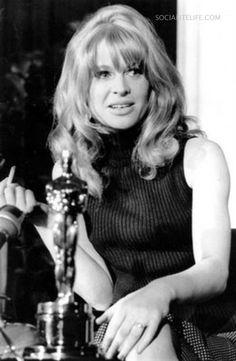 "Julie Christie - Best Actress 1965 for ""Darling"""