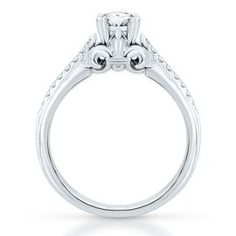 The Artiste Regal Engagement Ring by Scott Kay in 14K Gold - Engagement Rings - Rings - Jewelry - Helzberg Diamonds