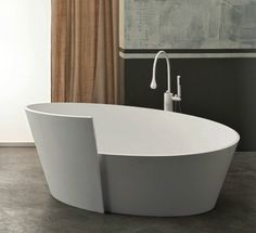 Anahita - bathtub by Mastella Design
