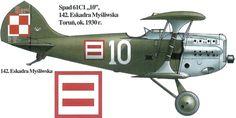 Poland  Bleriot-SPAD S.61