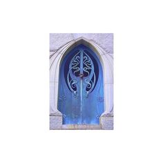 MAKING AN ENTRANCE Fifteen Doorways That Wow ❤ liked on Polyvore featuring atlantis, backgrounds and pictures