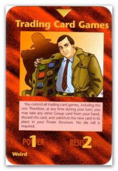 Illuminati Card Trading Card Games