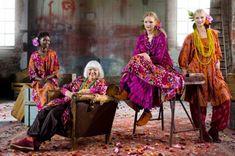 Gudrun Sjödén firar 35 år med en unik jubileumskollektion.