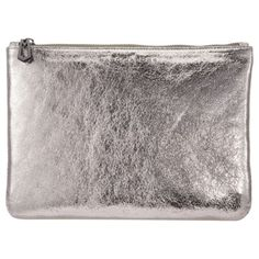 Marc Jacobs Pouch Gunmetal - Neiman Marcus for Target