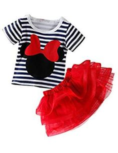 online shopping for Mud Kingdom Toddler Girls' Cartoon Cute Set T-Shirt Tutu Skirt Outfit from top store. See new offer for Mud Kingdom Toddler Girls' Cartoon Cute Set T-Shirt Tutu Skirt Outfit Minnie Mouse Outline, Little Girl Cartoon, Outfit Online, Minnie Mouse Costume, Expensive Clothes, Little Girl Gifts, Girls Dress Up, Thing 1, Cartoon T Shirts