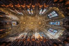 The Thistle Chapel, St. Giles.
