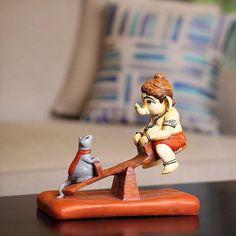 Bal #Ganesh coming soon!  #ganesha #ganeshutsav #ecofriendly #ecofriendlyganesha #ganeshchaturthi #ganpati #festival