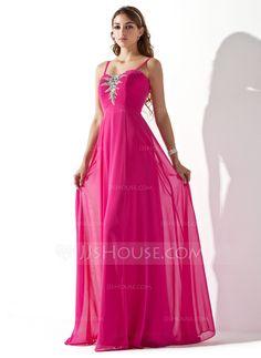 Prom Dresses - $120.99 - A-Line/Princess Sweetheart Floor-Length Chiffon Prom Dress With Ruffle Beading (018013787) http://jjshouse.com/A-Line-Princess-Sweetheart-Floor-Length-Chiffon-Prom-Dress-With-Ruffle-Beading-018013787-g13787?ver=n1ug2t&ves=k41wn