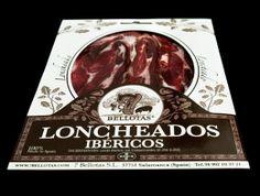 Paletilla ibérica en sobre de 100gr. diseño tradicional que nos transmite la calidad y confianza de la marca. Jamones http://7bellotas.com/ iberico