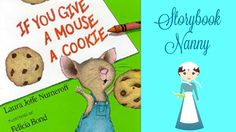 Kids Book: If You Give A Mouse A Cookie by Laura joffe Numeroff What happens when you give a mouse a cookie? This cute little story is full of fun and will bring much laughter. Find out what happens in If You Give a Mouse a Cookie by watching the adventurous little mouse does when you give him a cookie. Cookies are delicious, but would you give them to a mouse? Maybe you can see what happens in this children's book and decide you you would give a mouse a cookie. #kidsbooks #readaloud