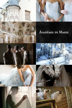 """wizarding schools around the world: Beauxbatons Academy of Magic #1: """" Thought to be situated somewhere in the Pyrenees, visitors speak of the breath-taking beauty of a chateau surrounded by formal gardens and lawns created out of the mountainous landscape by magic. Beauxbatons Academy has a preponderance of French students, though Spanish, Portuguese, Dutch, Luxembourgians and Belgians also attend in large numbers (both Beauxbatons and Durmstrang have a larger studentship than Hogwarts)."""""""