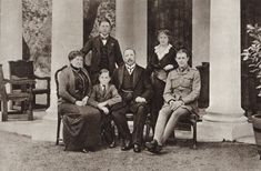 Louis Botha And His Family Louis Botha 1862 To 1919 Afrikaner And First Prime Minister Of The Union Of South Africa From The Illustrated War News 1915 Canvas Art - Ken Welsh Design Pics x Union Of South Africa, First Prime Minister, Canvas Art, War, True Facts, History, Welsh, Illustration, Walmart