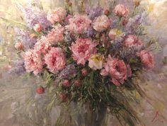 никто во всем мире так не любит цветы, как Рума Даурова