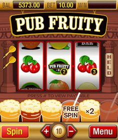 Euro Palace Casino - Pub Fruity - Traditional slot game Best Casino Games, Online Games, Slot, Euro, Palace, Traditional, Palaces, Castles