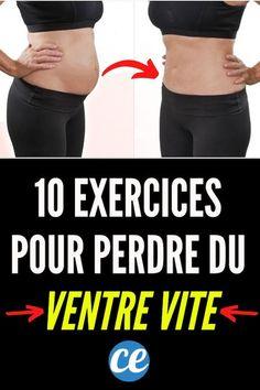 Envie de muscler son corps rapidement et de perdre du ventre à la maison ? Voici 30 exercices faciles à faire pour femme et homme sans matériel de gym pour muscler tout le corps y compris les abdos doucement sans effort. Pour perdre la graisse du ventre naturellement, voici les meilleurs exercices que vous devez connaître et faire à la maison. Brigitte Bardot, Cellulite, Yoga, Health, Effort, Sports, Routine, Voici, Exercises