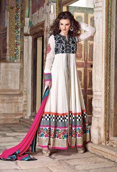 "Bella Stiles Presents:-""Ruheena""  Fabric Details:-  Top:-Net, Velvet,Georgette, Jacquard Scarf/Dupatta:- Chiffon Bottom:- Shantoon  Place orders: (USA): 610-616-4565, 610-994-1713; (India):91-226-770-7728, 99-20-434261;  E-MAIL: market@bellastiles.com, wholesale@bellastiles.com  #Anarkali #Ruheena #Lehanga #Straight #fashion #dresses #sale #discount #pretty #ladies #shopping #freeshipping #ecommerce #online #stunning #classy #Desi #girls #mindspace #malad #international #USA #BellaStiles"