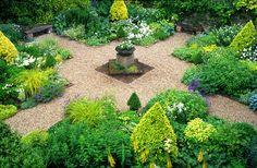 The Vean Garden Bosvigo House Truro Cornwall