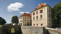 Kunštát castle - originally one of the oldest Moravian castles, founded in century Europe Photos, Historical Monuments, Old City, Czech Republic, Prague, Us Travel, Belgium, Old Things, Mansions