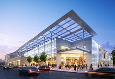 CGarchitect - Professional 3D Architectural Visualization User Community | Shopping Mall