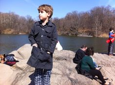Miguel, Central Park, NY, abril 2015
