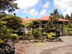 Volcano Vacations Hawaii - vacation rental in Volcano, Hawaii. View more: #VolcanoHawaiiVacationRentals