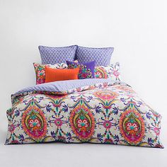 Buy Kas Layla Bedding Online at johnlewis.com