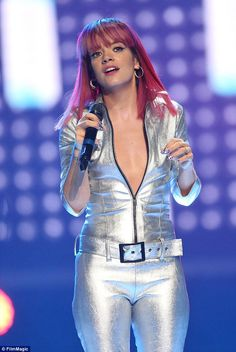 1000+ images about Lily Allen on Pinterest | Lily allen, Silver ... Lily Allen